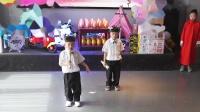 2019.8.26瑞安白洁语言培训中心 《两只老鼠胆子大》