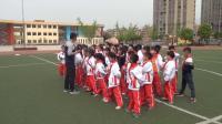 小学体育《传接地滚球游戏》优秀教学视频
