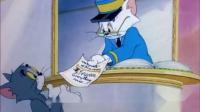 四川方言猫和老鼠:汤姆猫去天上拍搞笑段子被罚款,肚儿都笑痛了