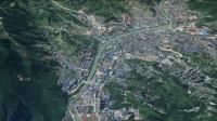 黔江 卫星图