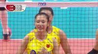 擒获非洲雌狮!2019女排世界杯第二比赛日中国3:0喀麦隆HL