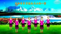 龙门红叶广场舞【母亲是中华】编舞【春英】