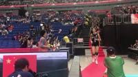 2019年女排世界杯 中国女排vs俄罗斯女排