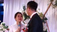 通辽喜文化婚礼中心王立会执行团队2019.8.12西式婚礼录像
