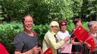 [美國中視]記者汪惠根報導:今天早上在上海