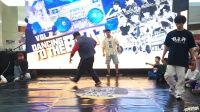阿虫 vs 雨树 - 16进8 - Breaking - Dancing to the Beat Vol.4