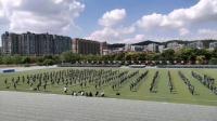 南京航空航天大学2019级新生军训总结表彰暨成果汇报大会