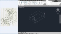 001-autocad2014三维建模实例