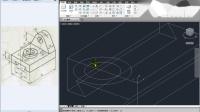 002-autocad2014三维建模实例