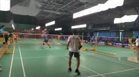 老罗老兵快乐非凡俱乐部2019Victor羽毛球双打团体赛长沙站92110