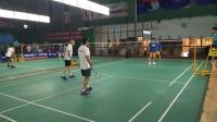 何烈虫巴快乐非凡俱乐部2019Victor羽毛球双打团体赛长沙站921