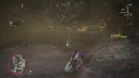【空虚】PS4怪物猎人世界 冰原-冰爆双刀 雾瘴尸套龙