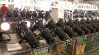 188台200W影视LED成像灯--学校会议灯光