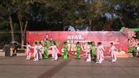 九台区女人花模特舞蹈艺术团参加鸿茅药酒杯第二届吉林省中老年电视舞蹈大赛表演舞蹈荷花情