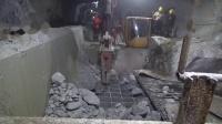 井下矿山固定式电动液压破碎站设备
