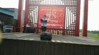上海市崇明区城桥镇长兴村快乐有我健身队庆祝国庆节表演诗朗诵《我骄傲——我是中国人》2019.9.28
