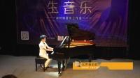 五声音阶旋律 选自《中国音协钢琴考级教程》二级曲目