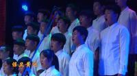【辉煌七十载,阔步新时代】遂宁市职业技术学校学生歌咏比赛决赛现场