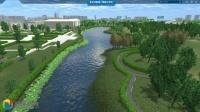 某水利工程三维展示 北京水务数据三维可视化