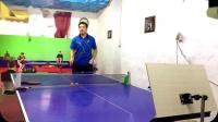 【邵磊乒乓球教学】乒乓球拉球回弹板的应用