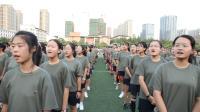 新余四中迎七十华诞 唱祖国赞歌 高一年级