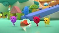 颜色歌曲-冰流行音乐学习颜色童谣儿童歌曲幼儿歌曲婴儿歌曲