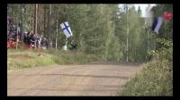 wrc跳跃和过弯2019 芬兰站