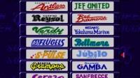 SFC SNES《J联盟超级足球95》游戏演示(16185)