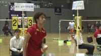 看看2019日本大学锦标赛,男单18决赛水平如何?
