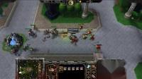 【游民星空】《魔兽争霸3:重制版》人族VS兽族AI