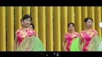 旗袍女儿情2019-莲洲镇旗袍舞蹈队演出合集
