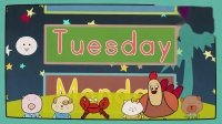 Days of the Week Song _ 一周的名字- 达瑞英语教育