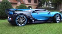 实拍布加迪Vision GT限量版跑车