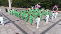 神鹤起飞科学运动健身操(舞)第七套_高清(8)