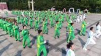 神鹤起飞科学运动健身操(舞)第七套_高清(9)