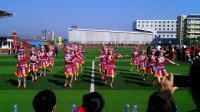 杨林湖鸿运舞队(六中广场舞比赛)2019