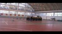 排球正面双手垫球技术_高中_体育与健康_-高中体育优质课(2019)