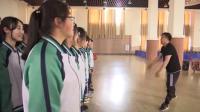排球正面双手垫球技术教学-高中体育优质课(2019)