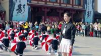 """庆祝祖国70华诞""""我爱你祖国""""伞操表演 我们在湖北枣阳接力—实验幼儿园"""