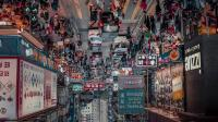 俄罗斯摄影团队超震撼航拍作品《魔力香港》