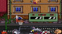 SFC SNES《迪士尼卡通明星篮球:兔八哥篮球》游戏演示(16194)LOONEY TUNES B-BALL