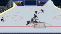 SFC SNES《NHL北美冰球大联盟95》游戏演示(16198)RHI ROLLER HOCKEY 95