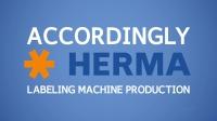 HERMA 贴标机部门介绍