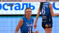 2019.10.28 莫斯科迪那摩 vs 车里雅宾斯克迪那摩 - 20192020俄罗斯女排联赛第3轮