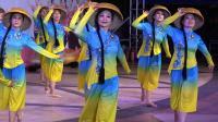 11芳华舞蹈团《幸福港湾》2019新会区第八届葵乡文化艺术节原创音乐艺术广场舞大赛