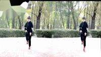 《月下情缘》小雪花广场鬼步舞