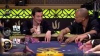 【朱杰德州扑克】百万欧元现金桌 黑山站 第五集