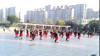 中华规范交谊舞  伦巴   团队集体表演