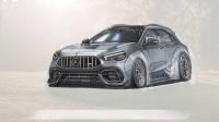 内饰堪称世界顶级,既有性能又有实用性,全新奔驰AMG GLA45曝光