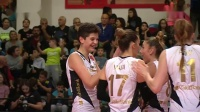 尼露菲尔 vs 瓦基弗银行 - 2019/2020土耳其女排联赛第7轮